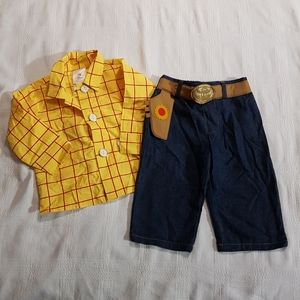 Disney Store baby Woody 12-18 months